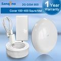 Sanqino Sinal de Telefone Celular Impulsionador GSM 900 MHZ Celular Amplificador Repetidor + Antena Externa com Cabo de 10 M