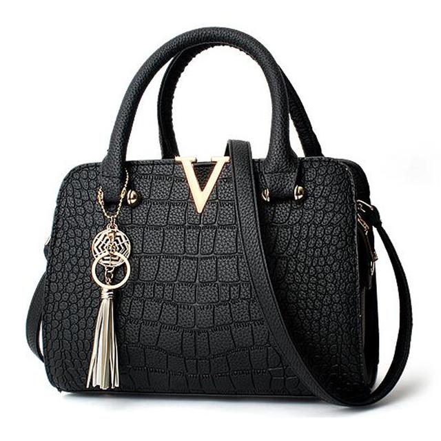 good quality women handbag pu leather luxury brand pu leather women handbag shoulder bag famous designer women tote bag SC0411