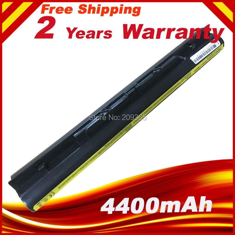 New 5200mAh Battery for Lenovo IdeaPad G400s Z710 L12M4E01 14.8V 8-cell