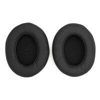 5PCS Black Color Replacement Ear Cushion Pads Ear Cups For Beats By Dr Dre Studio 2