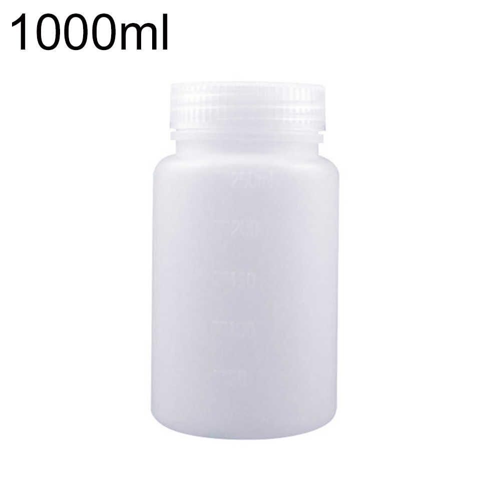 1000 Ml Nhựa Bảo Quản Bình Cho Hóa Học Chất Lỏng Lọ Thuốc Thử Phòng Cung Cấp Trống Nóng
