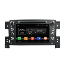 7″ Android 8.0 Octa Core Car DVD Multimedia GPS Navigation for Suzuki Vitara 2005-2011 4GB RAM Radio Bluetooth WiFi Mirror-link