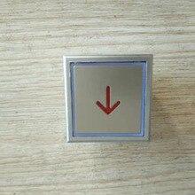 Thyssen Sanyo лифт запчасти Кнопка MTD280 MTD283