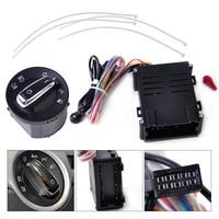 beler Auto Headlight Sensor Module Headlamp Switch Control Fit for VW Golf Jetta 1998 1999 2000 2001 2002 2003 2004