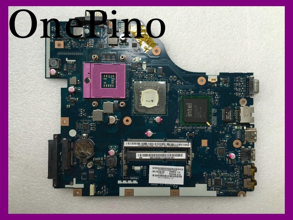 LA-6631P Fit For Acer 5336 5736 5336Z 5736Z Laptop Motherboard DDR3 PEW72 MBTZZ02001 Tested