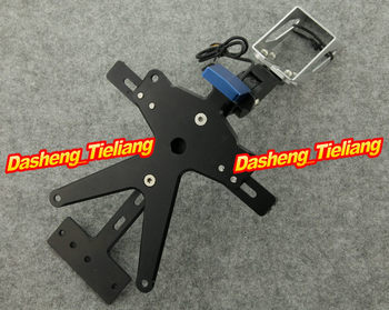 New CNC Fender Eliminator Kit License Plate Holder For Yamaha 2007 2008 YZF R1 07 08 YZF-R1, Chinese Spare Parts Accessories