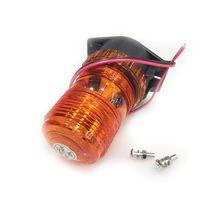 цена на 30 LED Amber Beacon Light Strobe Lamp Hazard Emergency Flashing Warning For Forklift