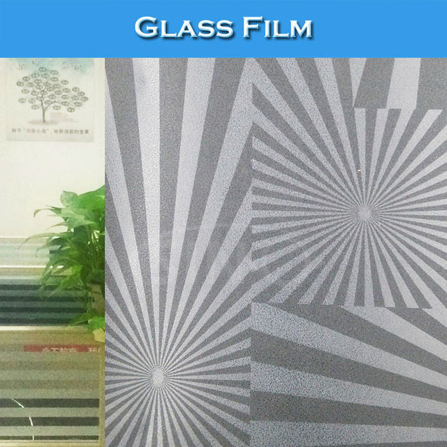 M110 Wholesale Decorative Office Glass Window Film Suppliers