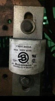 Free shipping 5pcs Fuses: FWH-800A 800A 500V aR war babies