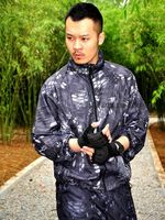 Typhon Camo Outdoor Sport Thin Jacket Hunting Waterproof Sun Protection Coat Lightweight Quick Dry Hiking Jackets