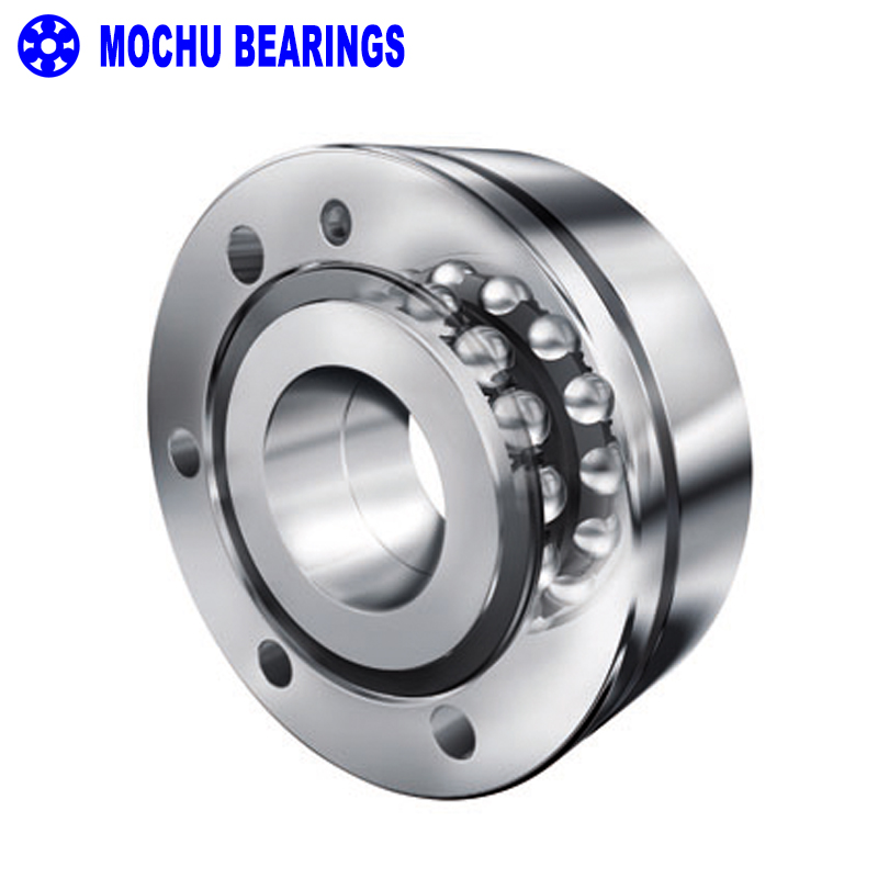 1pcs bearing ZKLF2575-2RS 25x75x28 ZKLF2575 Axial angular contact ball bearings Double direction for screw mounting сигнализатор поклевки hoxwell new direction k9 r9 2 1