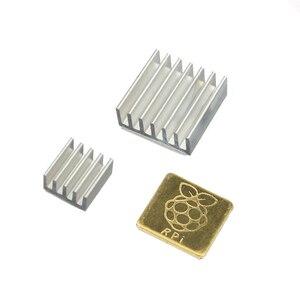 Image 5 - ラズベリーパイキット ラズベリーパイ 3 ボード + 5 V 2.5A 米国電源 + ケース + ヒートシンクラズベリーパイ 3 モデル b の無線 lan & bluetooth