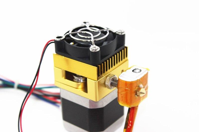 Funssor 3D imprimante accessoires MK8 directe/bowden extrudeuse kit o.4mm buse 1.75/0.4mm