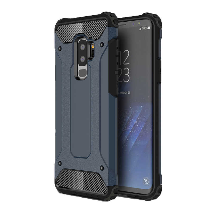 Shockproof Back Armor Case For Samsung Galaxy Note 10 8 9 S10 S7 Edge S9 Plus S8 S6 Phone Case For Samsung Galaxy Note 10 Plus