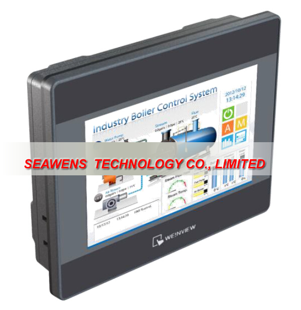 MT6100i : 10 inch HMI Touch Screen 800x480 MT6100i Weinview New in box with USB program download Cable, FAST SHIPPING
