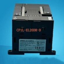 EL20DR New Original CP1L-EL20DR-D PLC CPU DC input 12 point relay output 8 point 100% new and original xgq ry2a ls plc output unit relay output 16 points