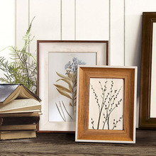 Classic Picture Frame Photo Frames Wall or Desk Decoration Marco de fotos Frame Birthday Wedding Gift