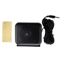 רכב נייד רדיו איכות גבוהה רכב נייד מיני רדיו רמקול חיצוני NSP100 עבור FT-7800R FT-1802M FT-2800M (1)