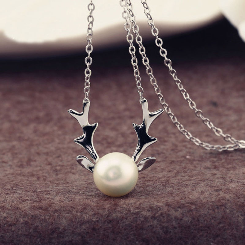 Sterling Silver Jewelry Pearl