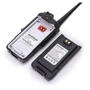 Image 4 - 2 PCS Baofeng UV XR Walkie Talkie 10W High Power 4800mAh WaterProof Dual Band Portable Two Way Radios+NA 771 Antenna