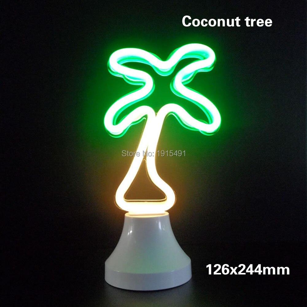 Lampade Al Neon Da Parete bayaningmagiting: comprare tavolo lampada da parete night