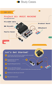Image 4 - for Micro:bit Tinker Kit, Breakout Board Octopus ADKeypad for Classroom Teaching & DIY Beginners (without Microbit Board )