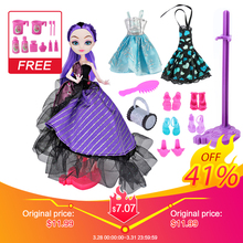 UCanaan Doll Ever After High Toys Apple White Madeline Hatte