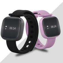 Z8 умный Браслет молодежной моды открытый спортивный браслет Водонепроницаемый smartband для iphone телефона Android для сяо Mi Smart Band
