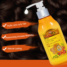 BOQIAN Old Ginger Curl Enhancer Hair Styling Elastin Lasting Moisture Anti Frizz Fluffy Protect Volume Easy To Stereotypes 250ML