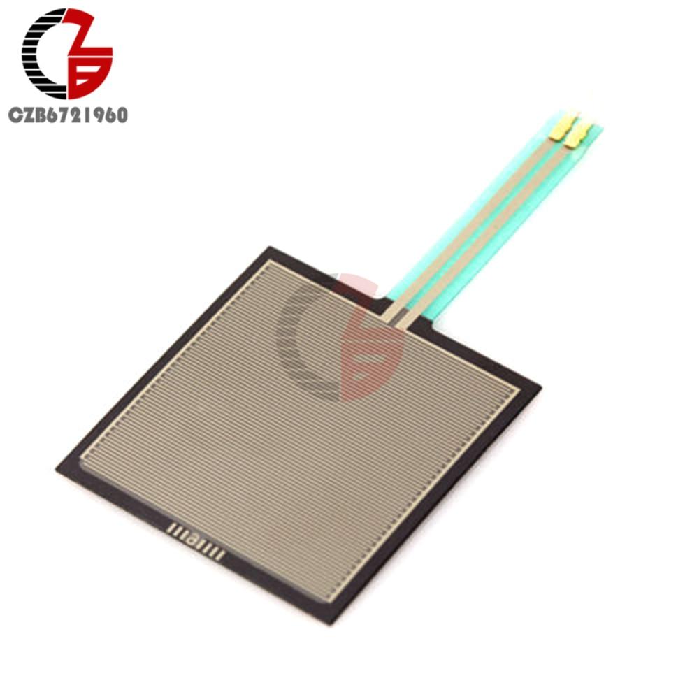 Pressure Sensor Module TransducerFSR406 Force Sensitive Resistor DIY diy tcs3200 color sensor module red