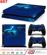 Protective stickers cover game console sticker for ps4 controller for playstation 4 decal accessories console