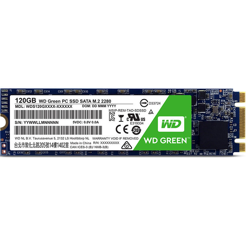WD 120GB 240GB 480GB SSD M2 Solid State Drive M2 M.2 2280 SSD NGFF 120G 240GB SSD M2 SSD M . 2 Drives for Laptop Free Shipping