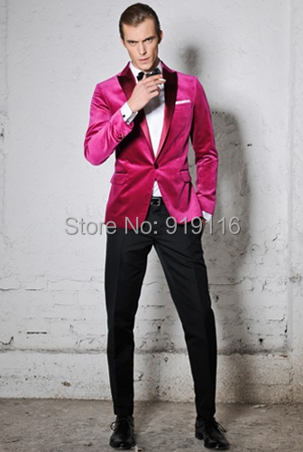 Prom Suits Pink | My Dress Tip