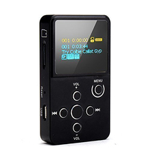 Original XDuoo X2 Professional MP3 Lossless HiFi Music Player Entry-level with OLED Screen * Support MP3 WMA APE FLAC WAV format
