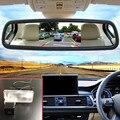 HD Night Vision Câmera de Estacionamento Reverso Do Carro com 5 ''Cor TFT LCD Retrovisor Do Carro Monitor Espelho Para Subaru Forester SJ 2012 ~ 2015