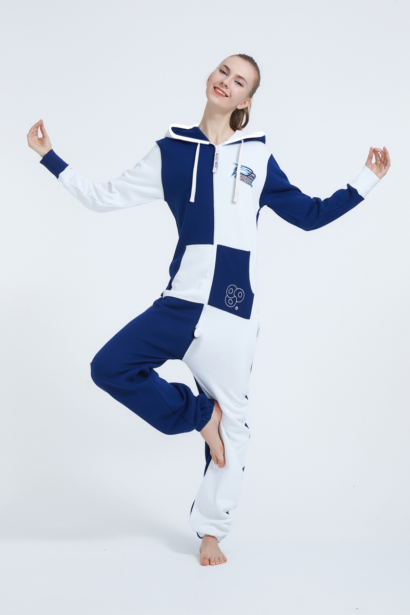 99cb934fb272 Nordic Way ZOOOP IT UP One Piece Jumpsuit Hoody Fleece Romper Adult Playsuit  Fashion Set