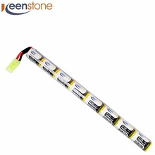 Keenstone Upgrade 9.6V NiMH 1600mAh Butterfly Nunchuck Stick Mini Battery Pack Drop Shipping