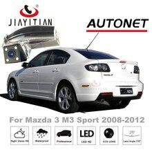 Jiayitian заднего вида Камера для Mazda 3 BK 2003 ~ 2009 BL 2008 ~ 2013 CCD Ночное видение Номерные знаки для мотоциклов Камера обратный Камера резервного копирования