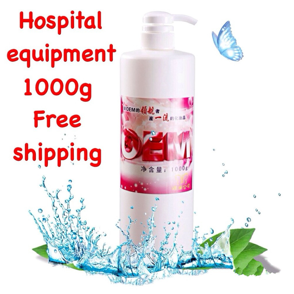 Amino Acid Facial Cleanser Deep Clean Foam Cleanser Facial Whitening Moisturizing 1000g Hospital Equipment