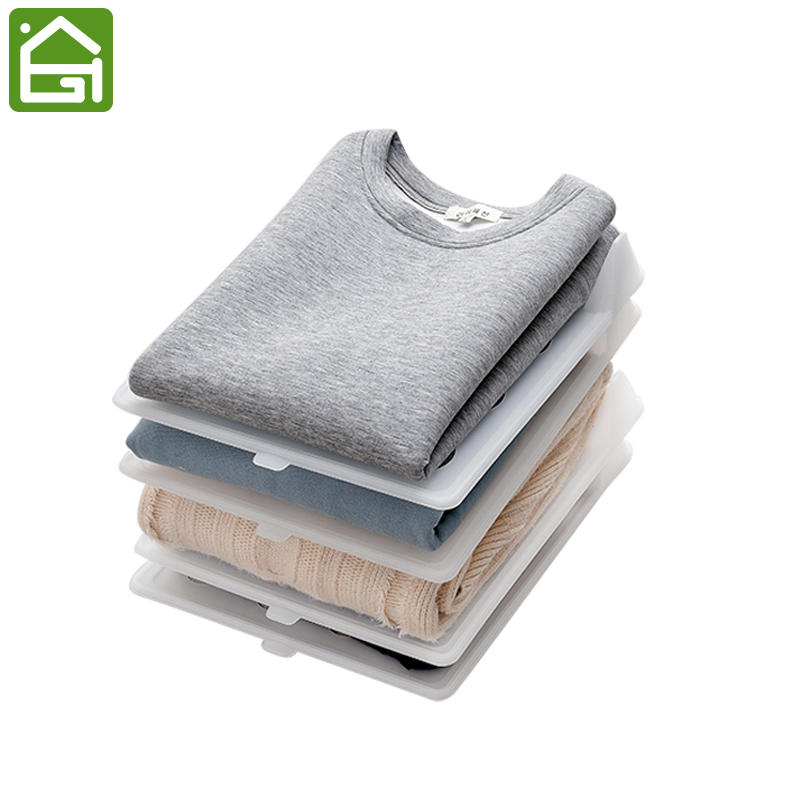 4 Pack T Shirt Clothes Partition Clothing Storage Board Closet Organizer  Rack In Storage Holders U0026 Racks From Home U0026 Garden On Aliexpress.com |  Alibaba ...