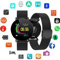 Fashion Smart Watch Men Women For Android IOS Smartwatch Electronics Smart Clock Wach Fitness Tracker Hours Smartwach Wristwatch