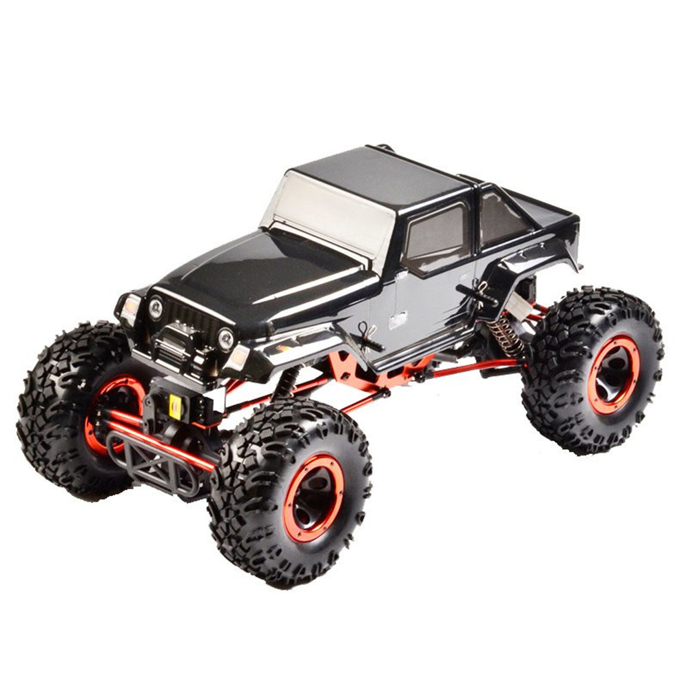 High Quality HSP HAMMER 94180 1/10 2.4G 4WD 3CH Waterproof Brushed Racing Rc Car Rock Crawler 4X 4 Off-Road Truck RTR Toys hsp racing rc car toys 1 16 scale kulak electric off road 4wd crawler truck battery powered rtr 94680 t3