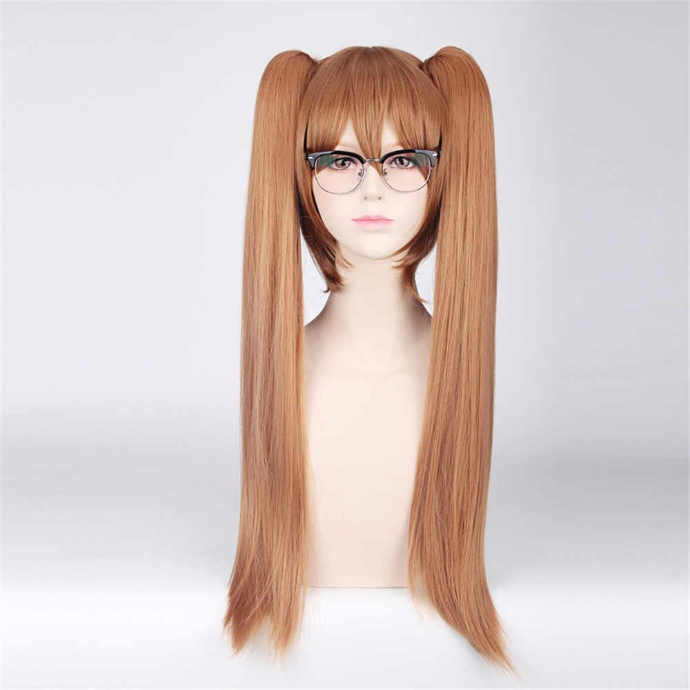 Косплэй animeAxis полномочия Rosa Kirkland парики костюмы для вечерние каштановые волосы длинные волосы для взрослых женщин Хэллоуин вечерние парик