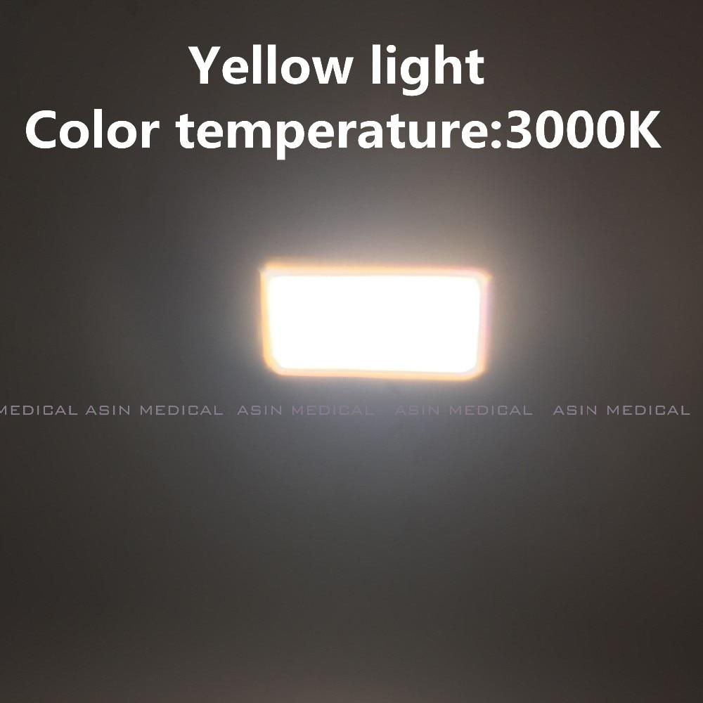 com Sensor de temperatura de cor Da
