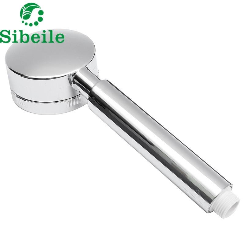 SBLE Einfachen Schalter hand Badezimmer Wassersparduschkopf ...