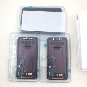 Image 5 - شاشة LCD أصلية 6.1 بوصة لهاتف iphone XR شاشة OEM تعمل باللمس مع محول رقمي للاستبدال 100% أدوات مجربة مجانية لهاتف iPhone XR LCD