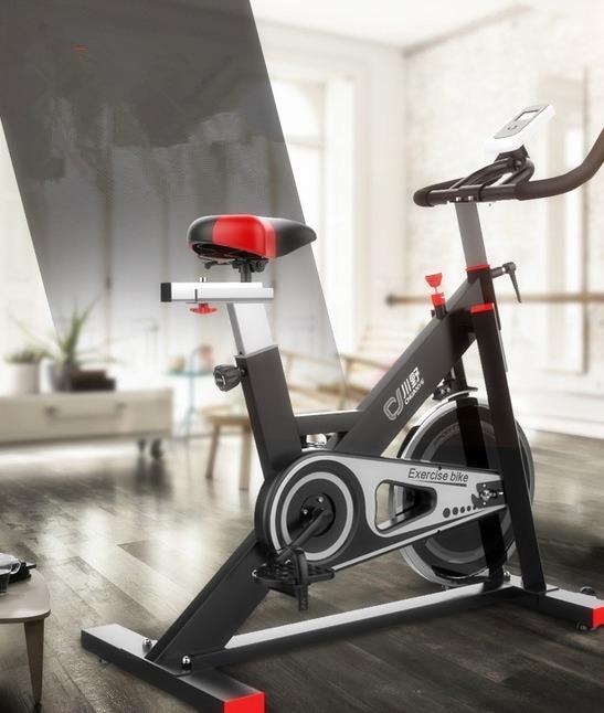 Hadiah natal, Berkualitas baik gaya baru tubuh peralatan fitness, Gym latihan di rumah sepeda, Kebugaran sepeda berputar