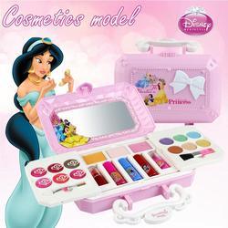 23 шт. принцесса косметический и подвижный макияж Палетт для косметики набор игрушек макияж наборы милый игровой домик детский подарок