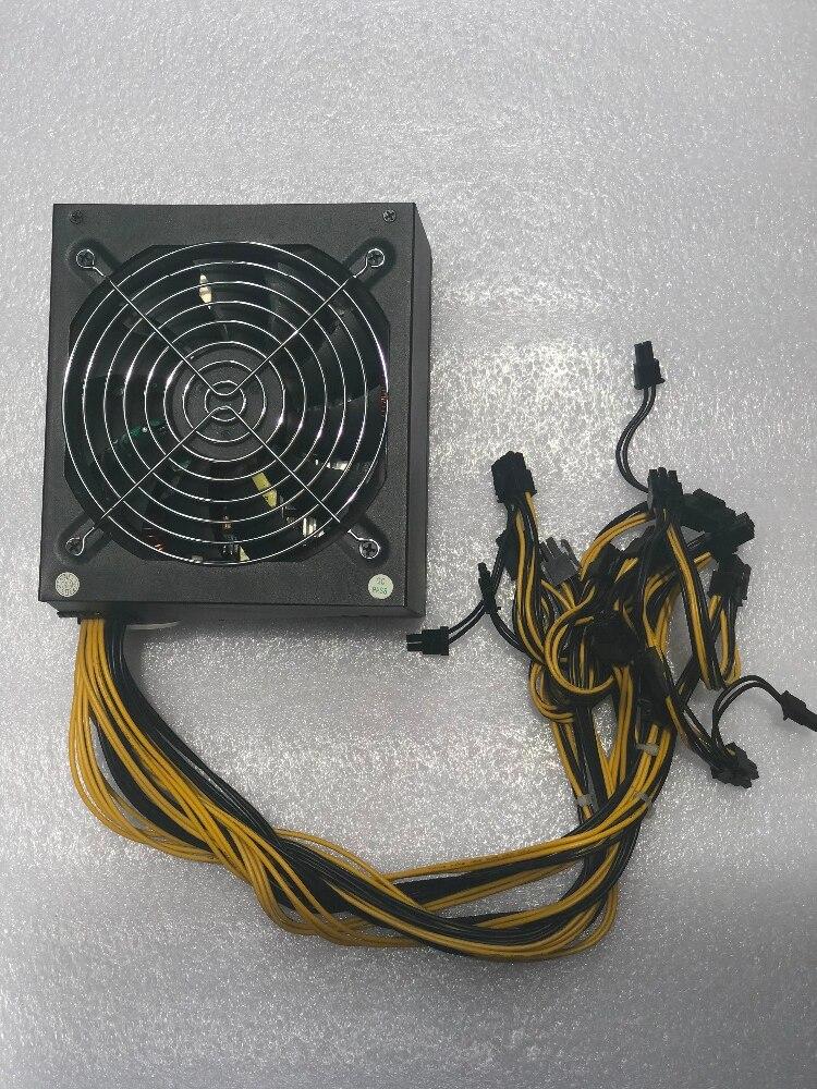 Блок питания для майнинга, старый блок питания 1800 Вт, Ant S9 L3 L3 + D3 V9 Z9MINI BTC LTC