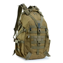 Outdoor Large Camping Backpack Military Men Travel Bags Tactical Molle Climbing Rucksack Hiking Mountaineering bag все цены